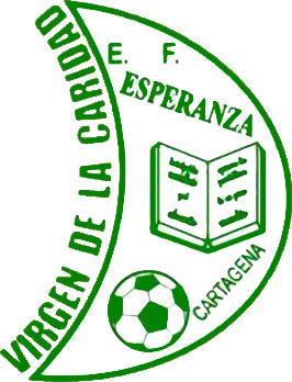 Escudo de E.F. ESPERANZA (MURCIA)
