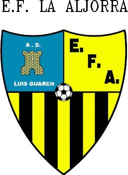 Escudo de E.F. LA ALJORRA (MURCIA)