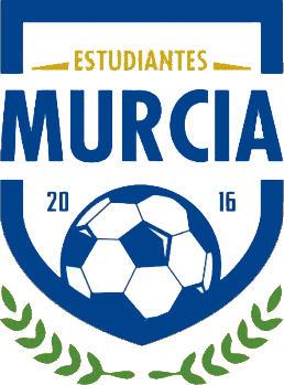 Escudo de ESTUDIANTES DE MURCIA C.F. (MURCIA)