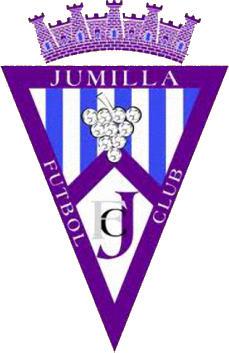 Escudo de F.C. JUMILLA 2011-2015. (MURCIA)