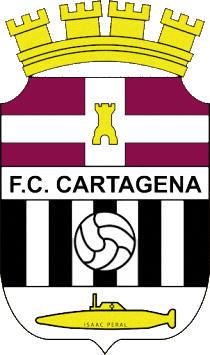 Escudo de F.C.CARTAGENA (MURCIA)