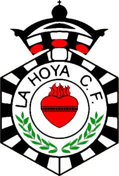 Escudo de LA HOYA C.F. (MURCIA)