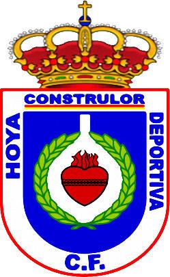 Escudo de LA HOYA DEPORTIVA C.F. (MURCIA)