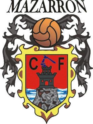 Escudo de MAZARRON CF (MURCIA)