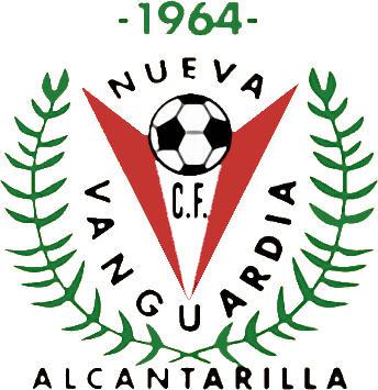 Escudo de NUEVA VANGUARDIA C.F. (MURCIA)