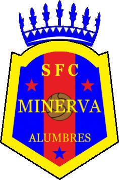 Escudo de S.F.C. MINERVA (MURCIA)