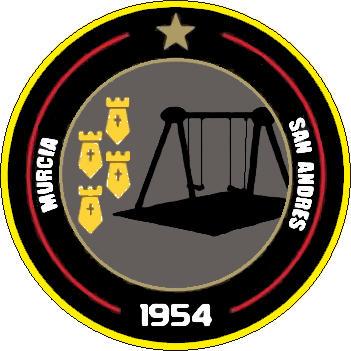 Escudo de SAN ANDRÉS C.F. (MU) (MURCIA)
