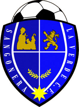 Escudo de SANGONERA LA VERDE C.F. (MURCIA)