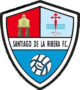 Escudo de SANTIAGO DE LA RIBERA F.C. (MURCIA)