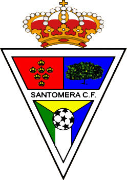 Escudo de SANTOMERA CF. (MURCIA)