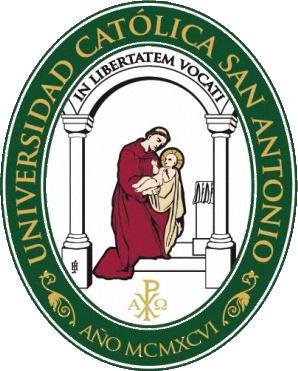 Escudo de UNIVERSIDAD CATÓLICA MURCIA C.F. (MURCIA)