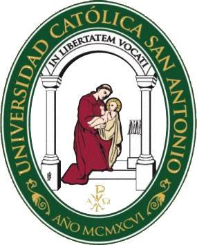 Escudo de UNIVERSIDAD CATÓLICA S. ANTONIO (MURCIA)
