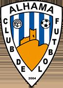 Escudo de ALHAMA C.F.