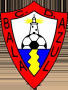 Escudo de C.D. BALA AZUL