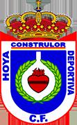 Escudo de LA HOYA DEPORTIVA C.F.