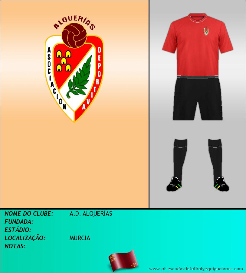 Escudo de A.D. ALQUERÍAS