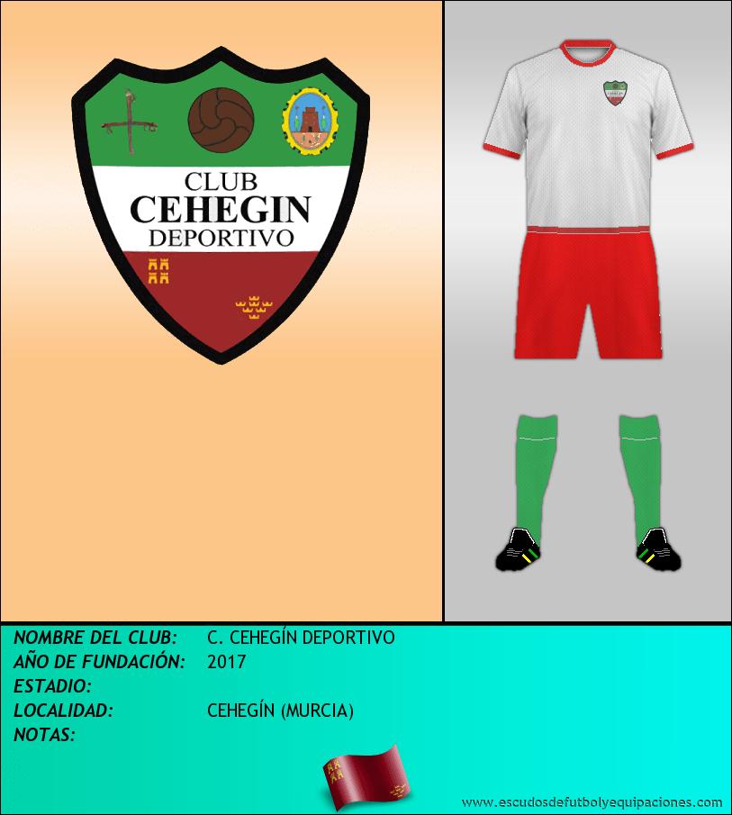 Escudo de C. CEHEGÍN DEPORTIVO