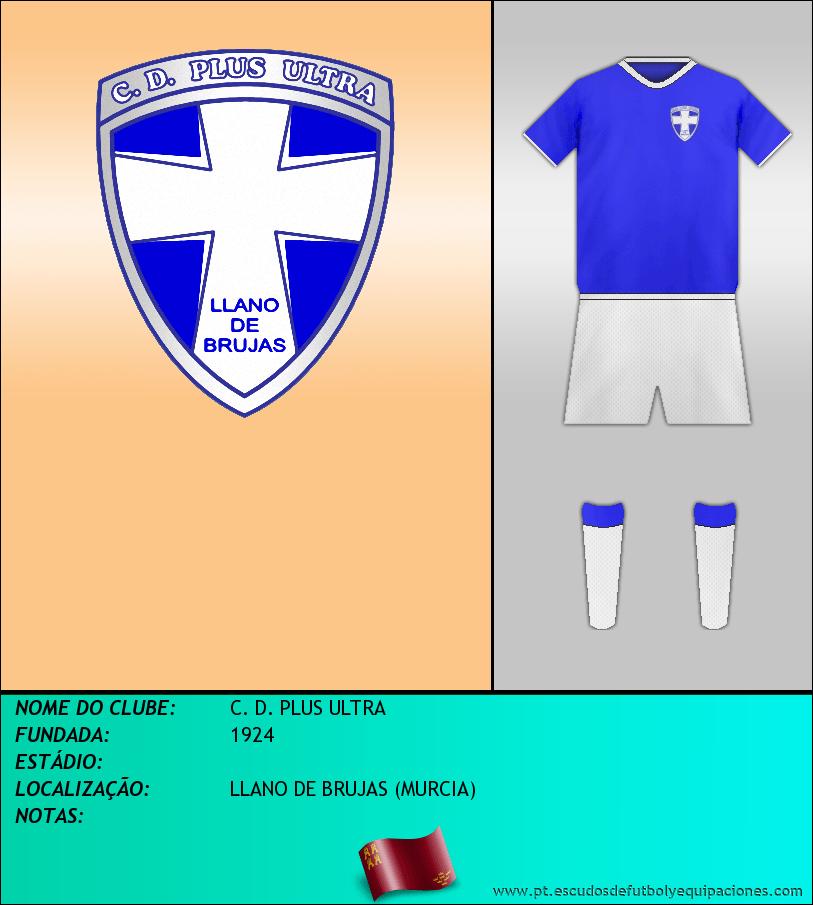 Escudo de C. D. PLUS ULTRA