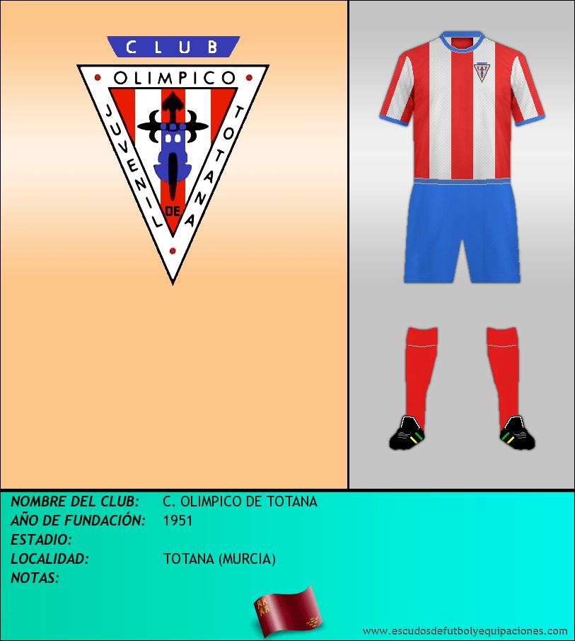 Escudo de C. OLIMPICO DE TOTANA