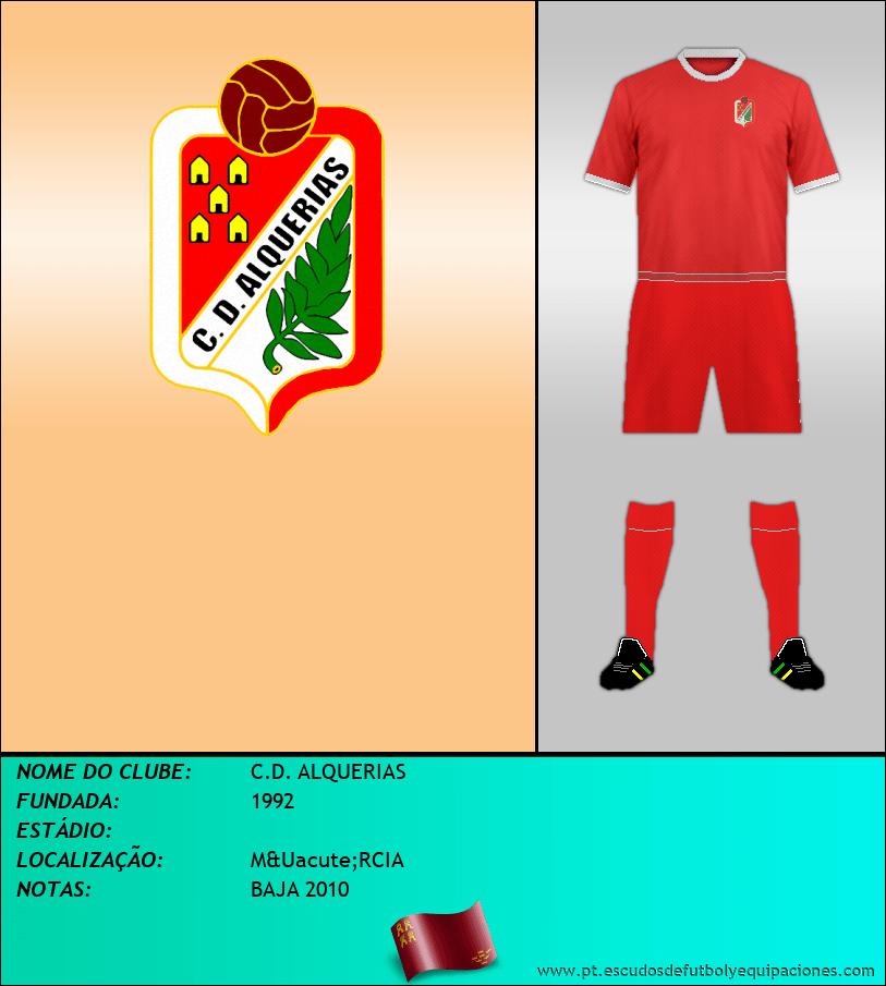 Escudo de C.D. ALQUERIAS