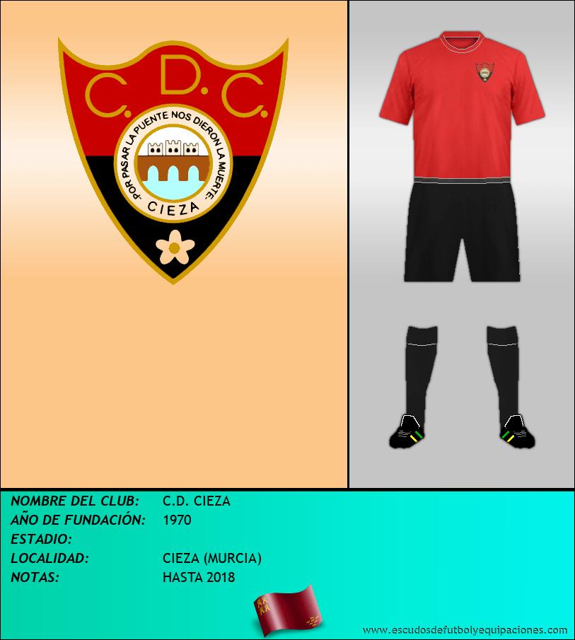 Escudo de C.D. CIEZA