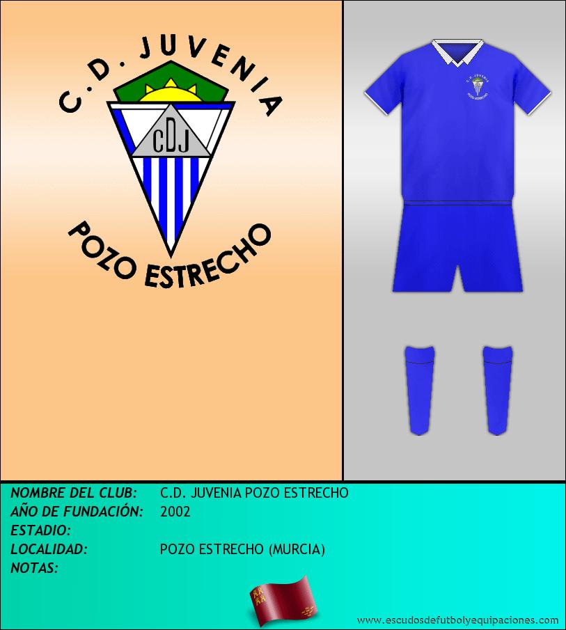 Escudo de C.D. JUVENIA POZO ESTRECHO