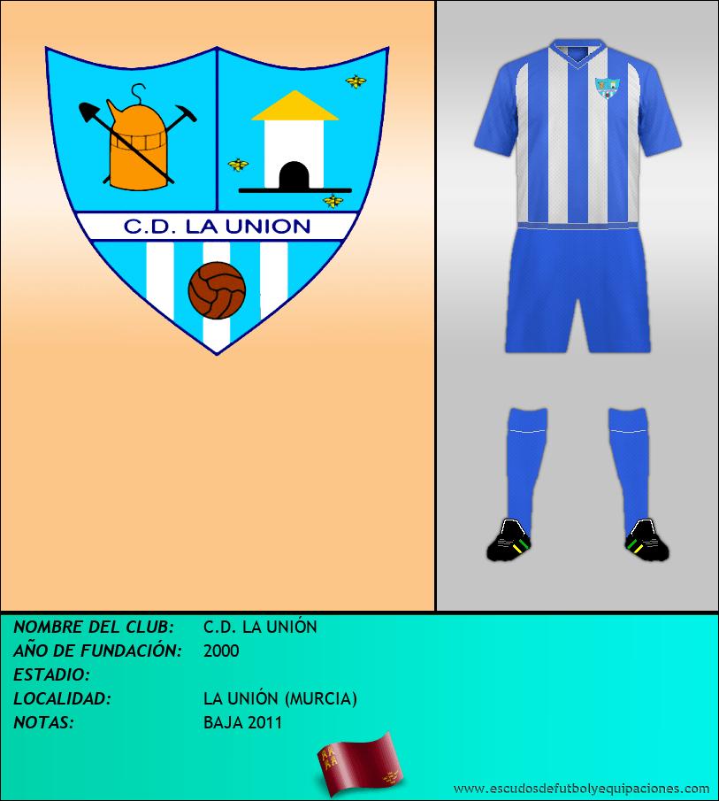 Escudo de C.D. LA UNIÓN