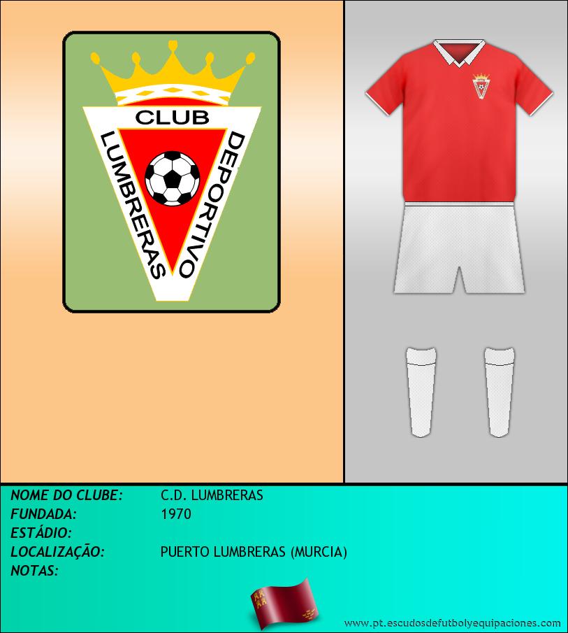 Escudo de C.D. LUMBRERAS