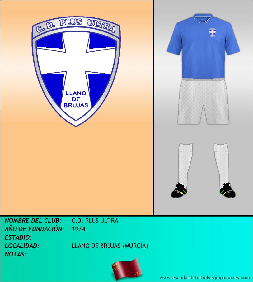 Escudo de C.D. PLUS ULTRA