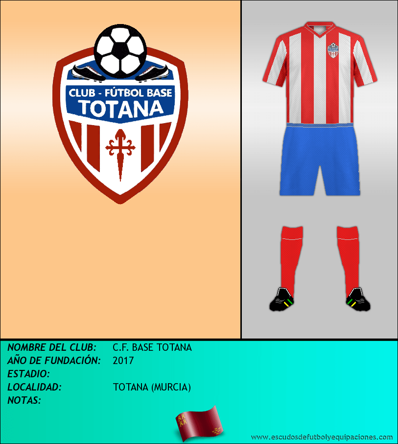 Escudo de C.F. BASE TOTANA