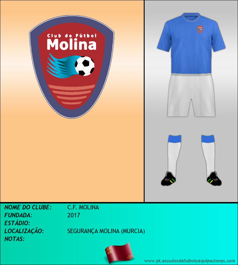 Escudo de C.F. MOLINA