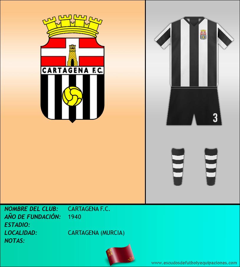 Escudo de CARTAGENA F.C.