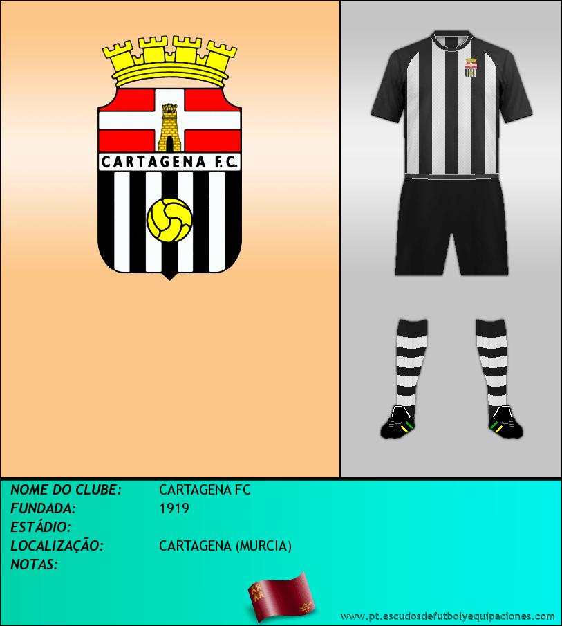 Escudo de CARTAGENA FC