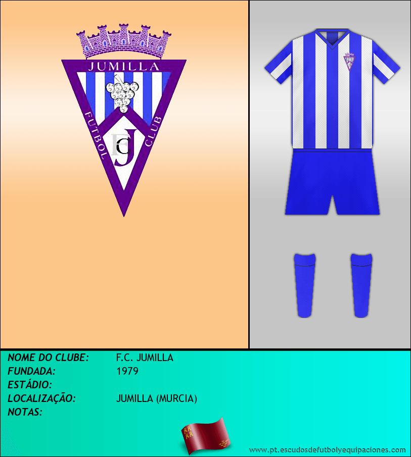 Escudo de F.C. JUMILLA