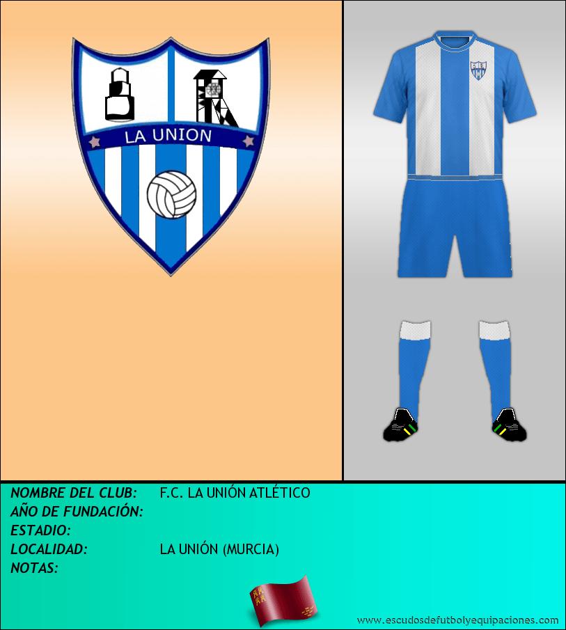 Escudo de F.C. LA UNIÓN ATLÉTICO
