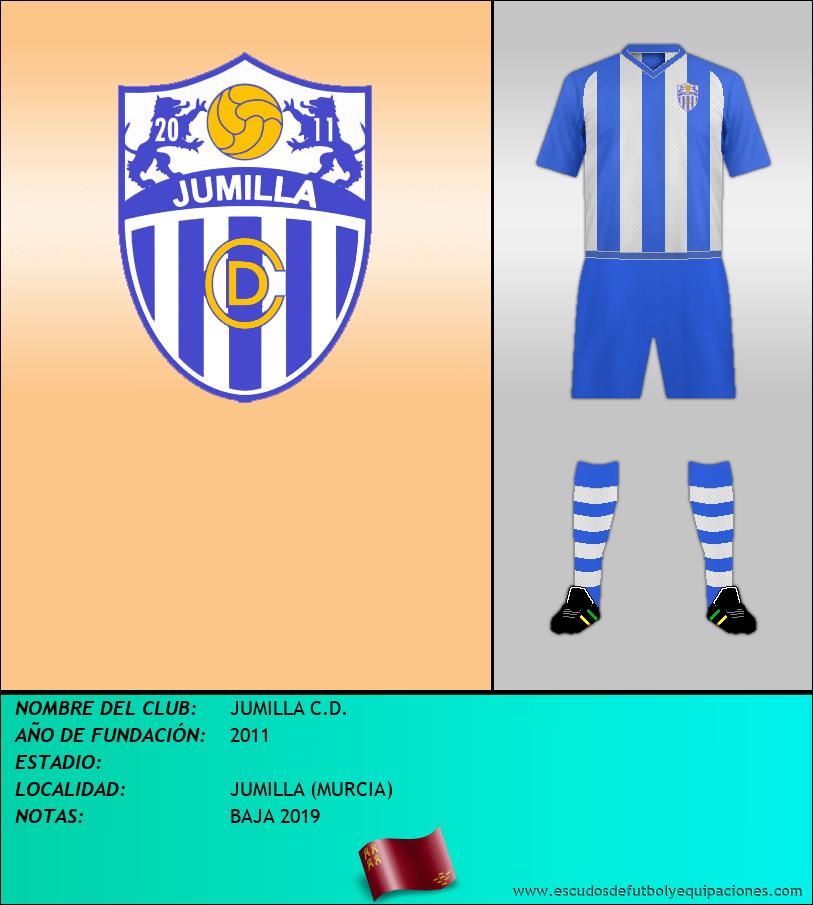 Escudo de JUMILLA C.D.