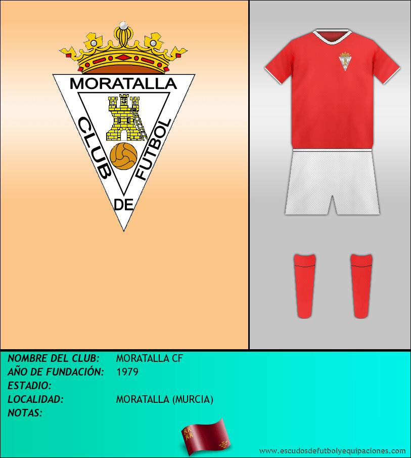 Escudo de MORATALLA CF