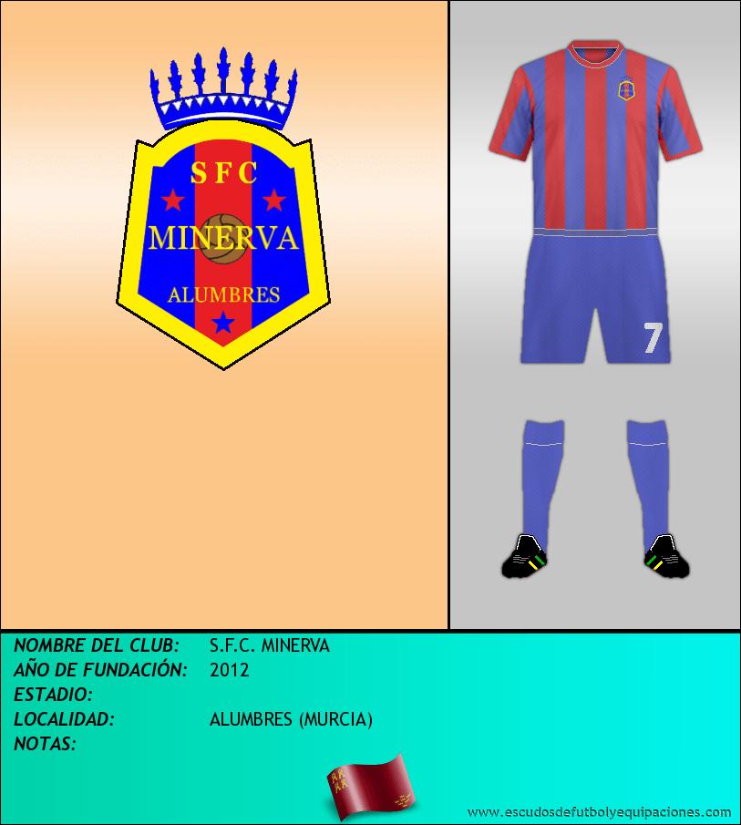 Escudo de S.F.C. MINERVA