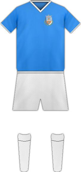 Equipación MURCHANTE FC