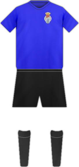 Equipación PEÑA SPORT  F.C.