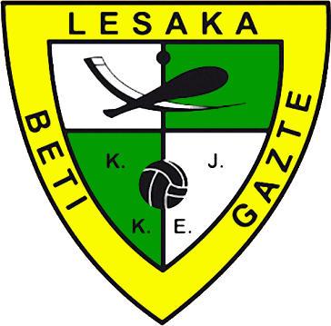 Escudo de BETI GAZTE K.J.K.E. (NAVARRA)