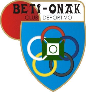 Escudo de BETI ONAK C.D. (NAVARRA)