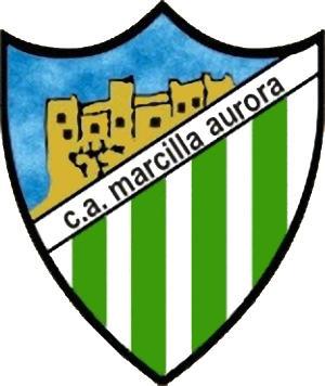 Escudo de C. ATLÉTICO MARCILLA AURORA (NAVARRA)