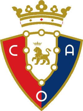 Escudo de C.ATLETICO OSASUNA (NAVARRA)