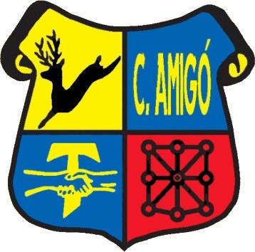 Escudo de C.D. AMIGÓ (NAVARRA)