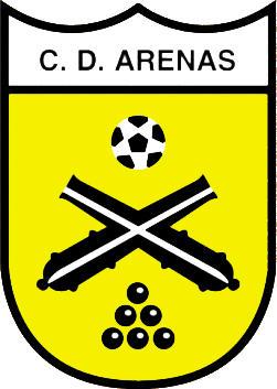 Escudo de C.D. ARENAS (NAVARRA)