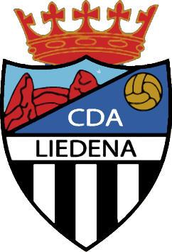Escudo de C.D. AURRERÁ DE LIÉDENA (NAVARRA)