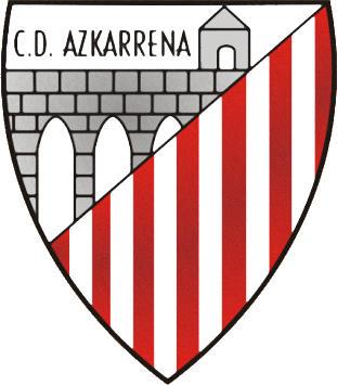 Escudo de C.D. AZKARRENA (NAVARRA)