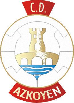 Escudo de C.D. AZKOYEN (NAVARRA)