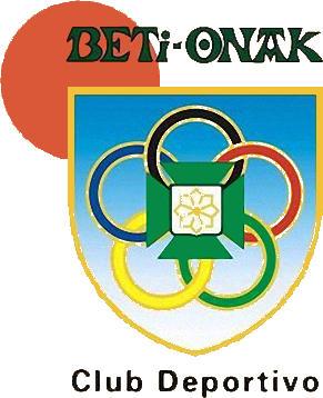 Escudo de C.D. BETI-ONAK (NAVARRA)